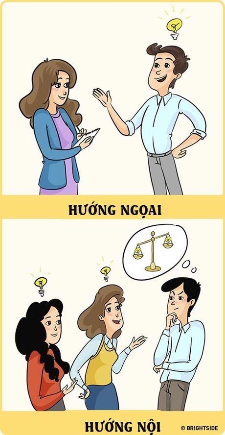 Khong the phu nhan su khac biet giua nguoi song huong ngoai va nguoi noi tam - Anh 6
