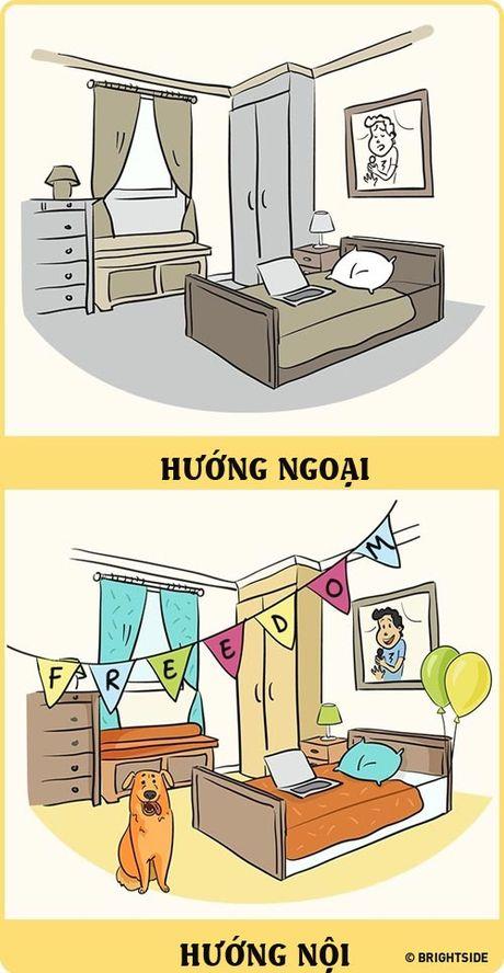 Khong the phu nhan su khac biet giua nguoi song huong ngoai va nguoi noi tam - Anh 7