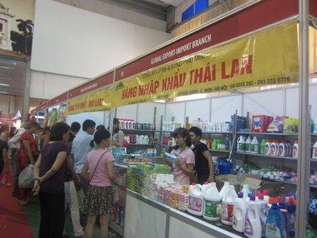 Viet Nam nhap sieu gan 3 ti USD tu Thai Lan - Anh 1