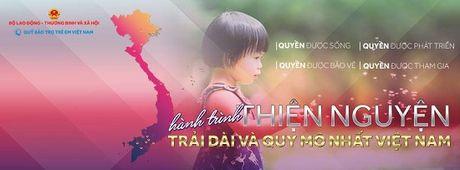 Son Tung M-TP, Minh Hang cung dan sao Viet dinh dam ket noi yeu thuong - Anh 1