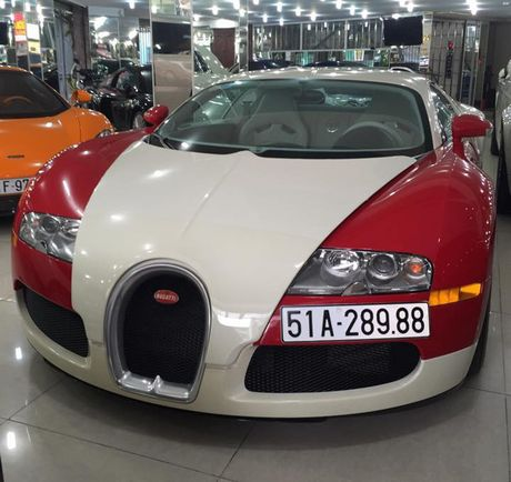 """Bugatti Veyron doc nhat Viet Nam duoc """"tut tat"""" lai truoc khi len ke - Anh 8"""