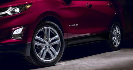 Chevrolet Equinox 2018 – doi thu Honda CR-V, Toyota RAV4 - Anh 4