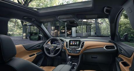 Chevrolet Equinox 2018 – doi thu Honda CR-V, Toyota RAV4 - Anh 5