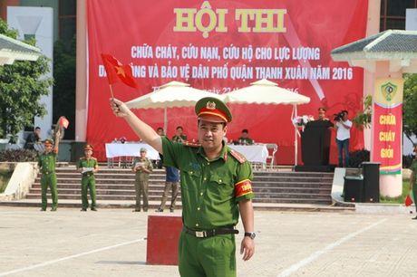 Soi dong hoi thao huong den Ky niem 55 nam Ngay truyen thong cua luc luong PCCC - Anh 12