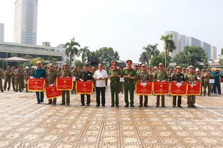 Soi dong hoi thao huong den Ky niem 55 nam Ngay truyen thong cua luc luong PCCC - Anh 14