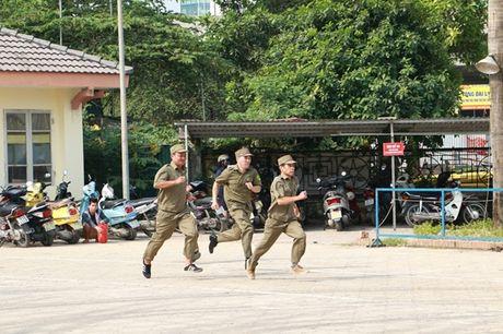 Soi dong hoi thao huong den Ky niem 55 nam Ngay truyen thong cua luc luong PCCC - Anh 5