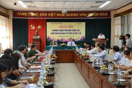 Se xay dung trung tam y te chat luong cao tai Phu Tho va Lao Cai - Anh 1
