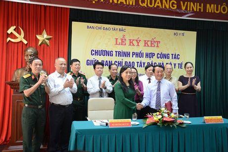 Se xay dung trung tam y te chat luong cao tai Phu Tho va Lao Cai - Anh 2