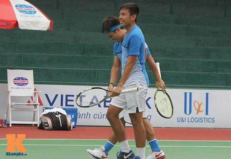 Vang doi: Hoang Nam - Hoang Thien vao chung ket giai Futures VN - Anh 1