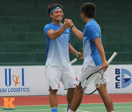 Vang doi: Hoang Nam - Hoang Thien vao chung ket giai Futures VN - Anh 6