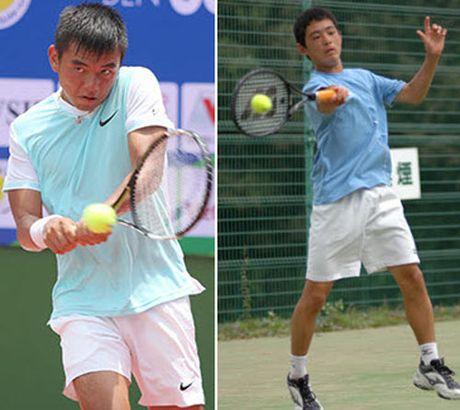 Vang doi: Hoang Nam - Hoang Thien vao chung ket giai Futures VN - Anh 7