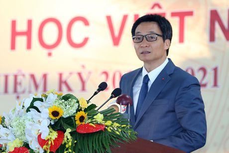 Quan diem cua Pho Thu tuong Vu Duc Dam: Day nguoi lon moi la quan trong! - Anh 1