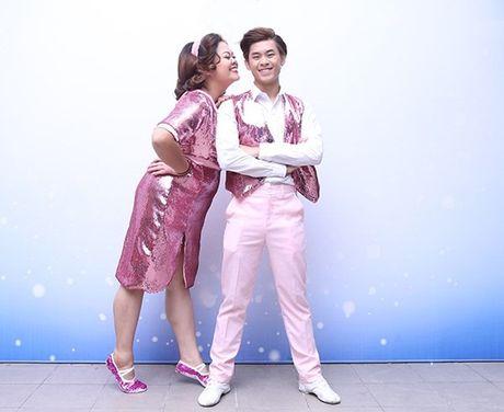 Dam Vinh Hung, Noo Phuoc Thinh song kiem hop bich ha khong noi Tran Thanh - Anh 10