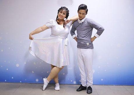 Dam Vinh Hung, Noo Phuoc Thinh song kiem hop bich ha khong noi Tran Thanh - Anh 13