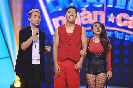 Dam Vinh Hung, Noo Phuoc Thinh song kiem hop bich ha khong noi Tran Thanh - Anh 4