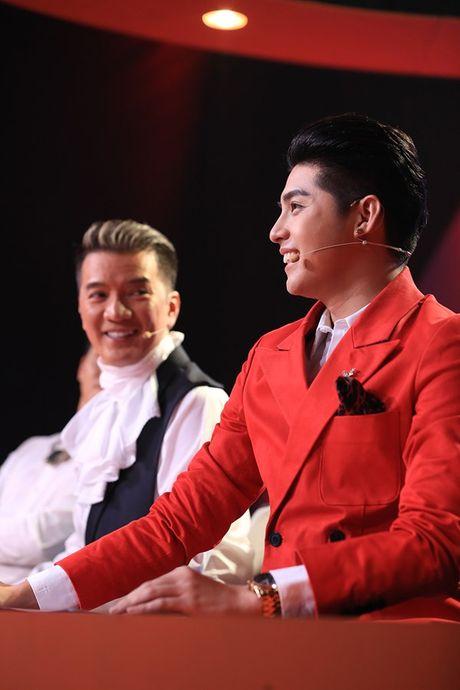 Dam Vinh Hung, Noo Phuoc Thinh song kiem hop bich ha khong noi Tran Thanh - Anh 5