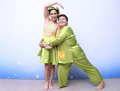 Dam Vinh Hung, Noo Phuoc Thinh song kiem hop bich ha khong noi Tran Thanh - Anh 8