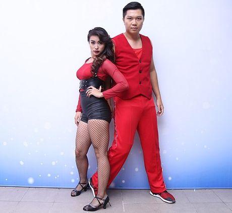 Dam Vinh Hung, Noo Phuoc Thinh song kiem hop bich ha khong noi Tran Thanh - Anh 9