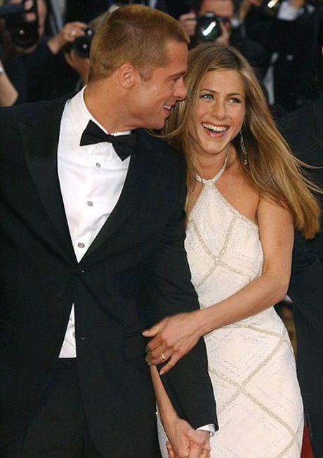 Brad Pitt - hai cuoc hon nhan va tin don ngoai tinh deo bam - Anh 1