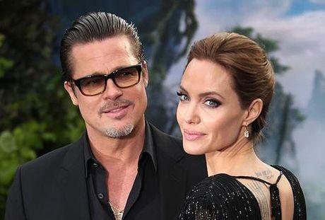 Brad Pitt - hai cuoc hon nhan va tin don ngoai tinh deo bam - Anh 2