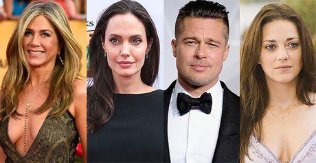 Brad Pitt - hai cuoc hon nhan va tin don ngoai tinh deo bam - Anh 3