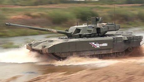 Them tinh nang dang kinh ngac cua sieu tang T-14 Armata - Anh 1