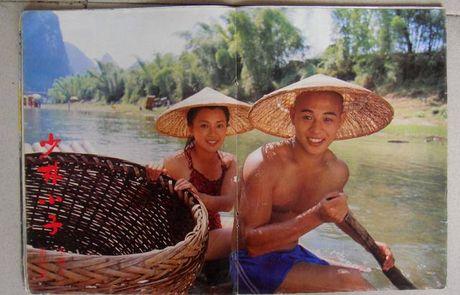 Gap lai nguoi vo xinh dep bi Ly Lien Kiet ruong bo - Anh 1