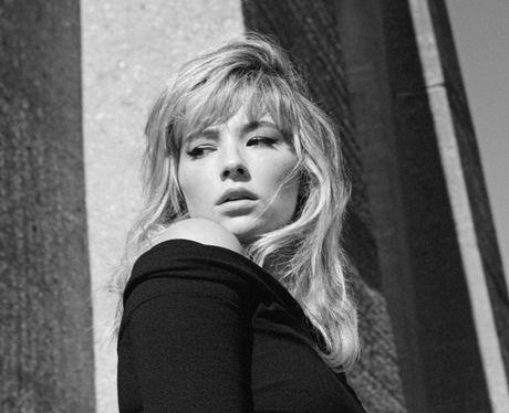 Nhan sac goi tinh cua nang 'tieu Marilyn Monroe' Haley Bennett - Anh 3
