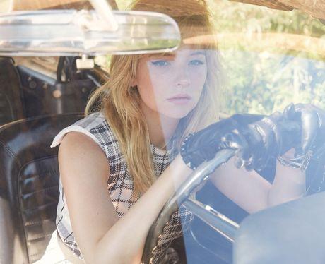 Nhan sac goi tinh cua nang 'tieu Marilyn Monroe' Haley Bennett - Anh 5