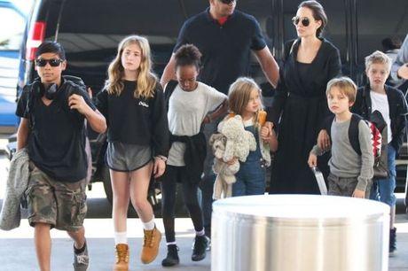 Angelina Jolie nguoi phu nu dung cam va lam chu cuoc song - Anh 6