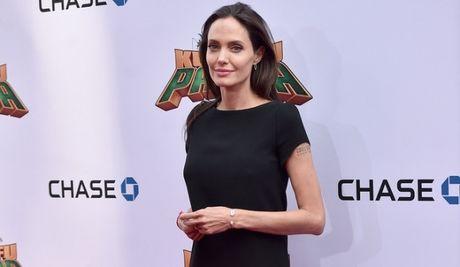 Angelina Jolie nguoi phu nu dung cam va lam chu cuoc song - Anh 7