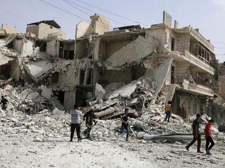 Syria tuyen bo mo cuoc tan cong lon nhat trong nhieu thang tai Aleppo - Anh 1