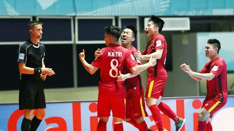 'Thanh tich cua doi Futsal lam nuc long nguoi dan Viet' - Anh 1
