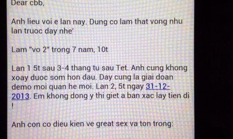 Kien nghi tim bang chung ve 'hop dong tinh ai' cua hoa hau Phuong Nga va dai gia - Anh 1