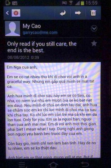 Kien nghi tim bang chung ve 'hop dong tinh ai' cua hoa hau Phuong Nga va dai gia - Anh 3