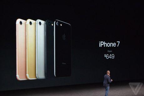 """Het thoi vang hong, iPhone den bong """"len ngoi"""" chenh gia vai chuc trieu dong - Anh 3"""