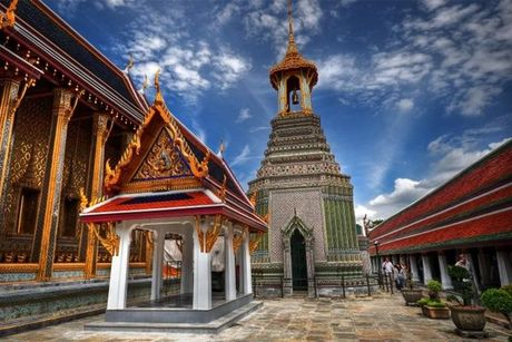 Tu kham pha Bangkok voi 4 trieu dong - Anh 1