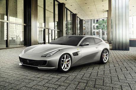 Trinh lang sieu xe Ferrari GTC4Lusso T voi dong co V8 Turbo - Anh 1