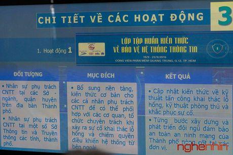 Tp.HCM 'tap tran' chong hacker - Anh 2