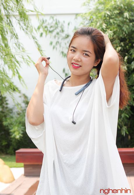 Bo anh tai nghe Bluetooth Partron Croise.R gia 1,2 trieu - Anh 10