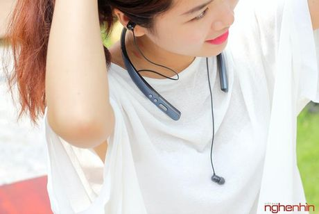 Bo anh tai nghe Bluetooth Partron Croise.R gia 1,2 trieu - Anh 14