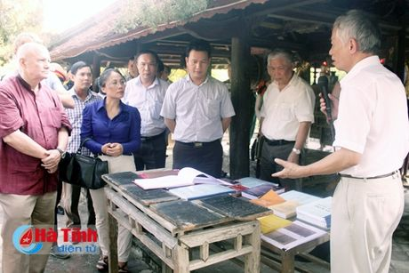 Sang 25/9, Ha Tinh don nhan Di san 'Moc ban truong hoc Phuc Giang' - Anh 1