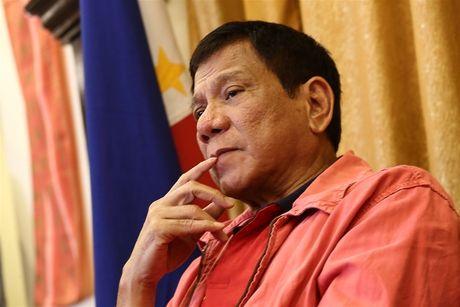 Tong thong Philippines Rodrigo Duterte tham Viet Nam vao tuan toi - Anh 1