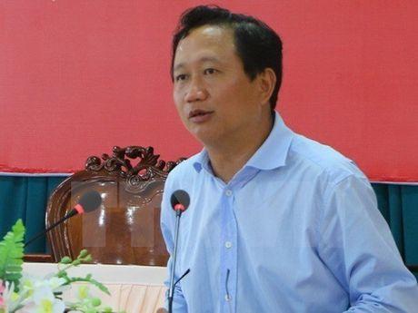 De Trinh Xuan Thanh gan bien xanh len xe rieng, mot Dai ta cong an bi ky luat - Anh 1