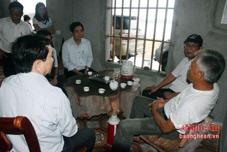 Pho truong Ban kinh te Trung uong khao sat tai Nghe An - Anh 4