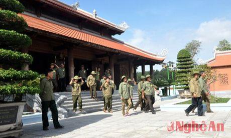 Nghe An don doan khao sat du lich vung Bac Trung Bo - Anh 2