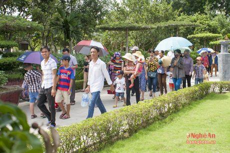 Nghe An don doan khao sat du lich vung Bac Trung Bo - Anh 3