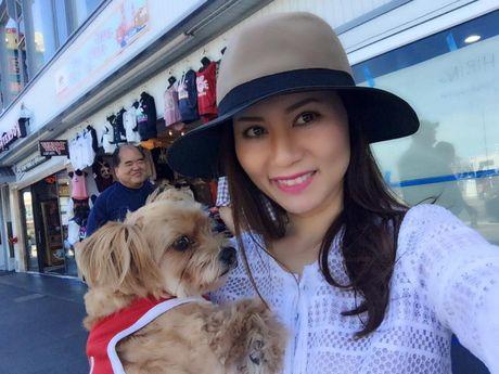 Fan vo oa sung suong khi ba xa Dan Truong thong bao da mang thai - Anh 6