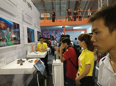 Sony Show 2016: Game la chinh, phan con lai mo nhat - Anh 11