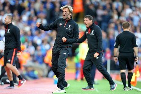 """HLV Jurgen Klopp muon Liverpool """"da chet bo"""" Hull City - Anh 1"""